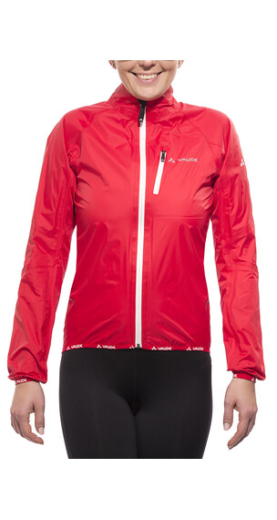 VAUDE Drop III Jacket Women red